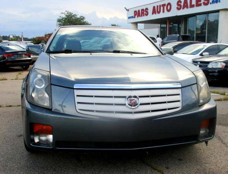 2006 Cadillac CTS for sale at Pars Auto Sales Inc in Stone Mountain GA