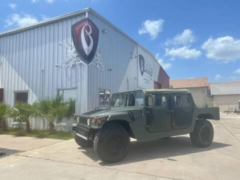 1991 AM General HMMWV for sale at Barrett Auto Gallery in San Juan TX