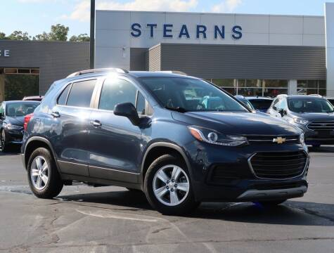 2018 Chevrolet Trax for sale at Stearns Ford in Burlington NC