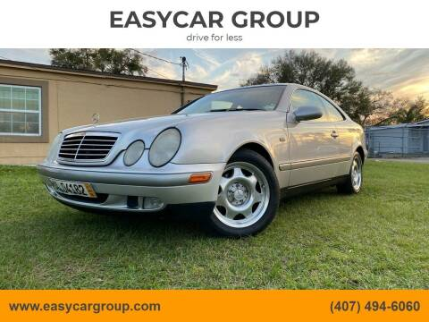 1999 Mercedes-Benz CLK for sale at EASYCAR GROUP in Orlando FL
