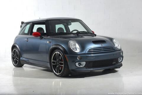 2006 MINI Cooper for sale at Motorcar Classics in Farmingdale NY