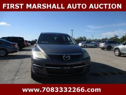 2007 Mazda CX-9 for sale at First Marshall Auto Auction in Harvey IL