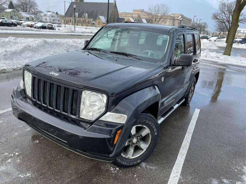 2008 Jeep Liberty for sale at Your Car Source in Kenosha WI