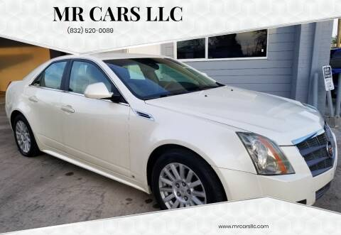 2010 Cadillac CTS for sale at Mr Cars LLC in Houston TX
