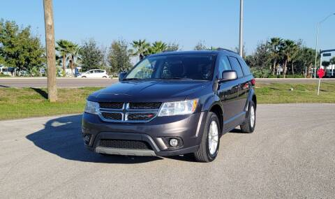 2017 Dodge Journey for sale at FLORIDA USED CARS INC in Fort Myers FL