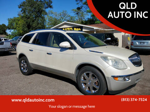 2009 Buick Enclave for sale at QLD AUTO INC in Tampa FL