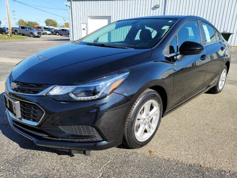 2016 Chevrolet Cruze for sale at Art Hossler Auto Plaza Inc - Used Inventory in Canton IL