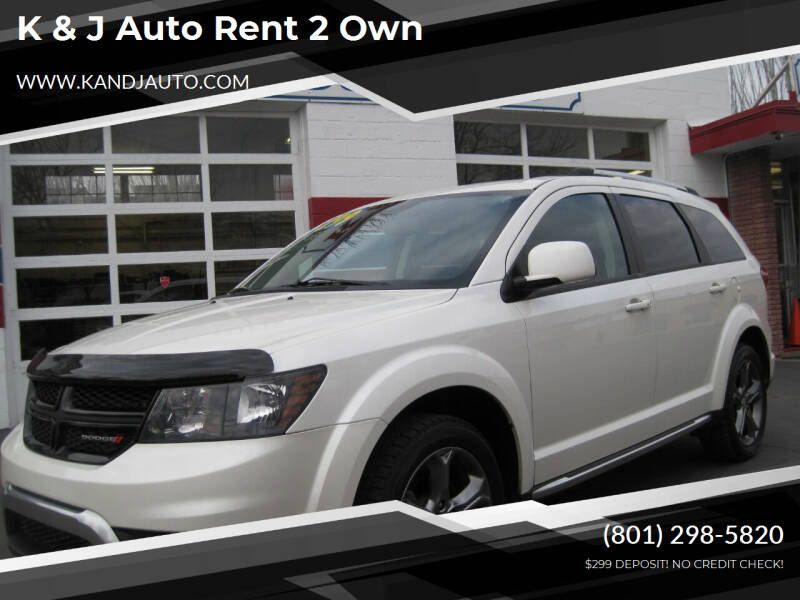 2016 Dodge Journey for sale at K & J Auto Rent 2 Own in Bountiful UT