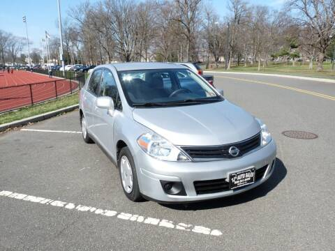 2011 Nissan Versa for sale at TJS Auto Sales Inc in Roselle NJ