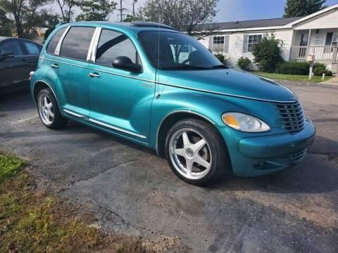 2004 Chrysler PT Cruiser for sale at Paramount Motors in Taylor MI