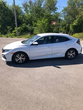 2020 Honda Civic for sale at Bayird Truck Center in Paragould AR