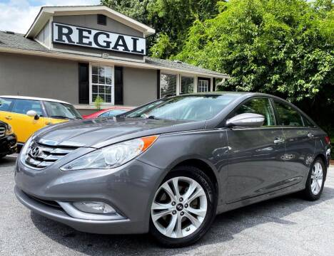 2011 Hyundai Sonata for sale at Regal Auto Sales in Marietta GA
