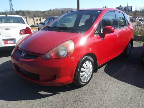 2008 Honda Fit for sale at Georgia Fine Motors Inc. in Buford GA
