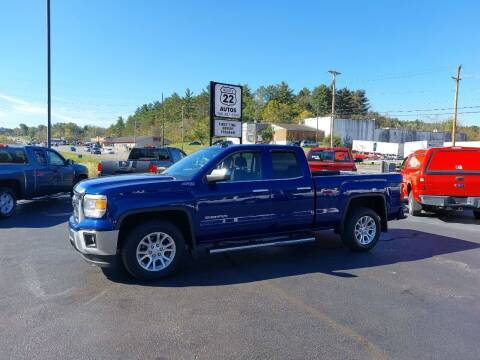 2014 GMC Sierra 1500 for sale at Route 22 Autos in Zanesville OH