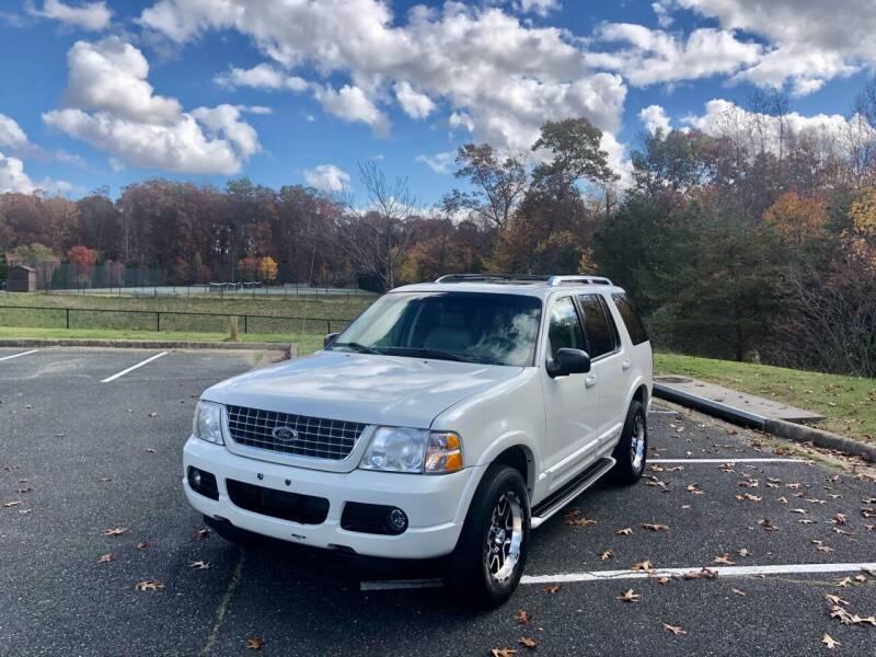 2003 Ford Explorer for sale at ONE NATION AUTO SALE LLC in Fredericksburg VA