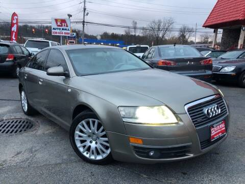 2006 Audi A6 for sale at KB Auto Mall LLC in Akron OH