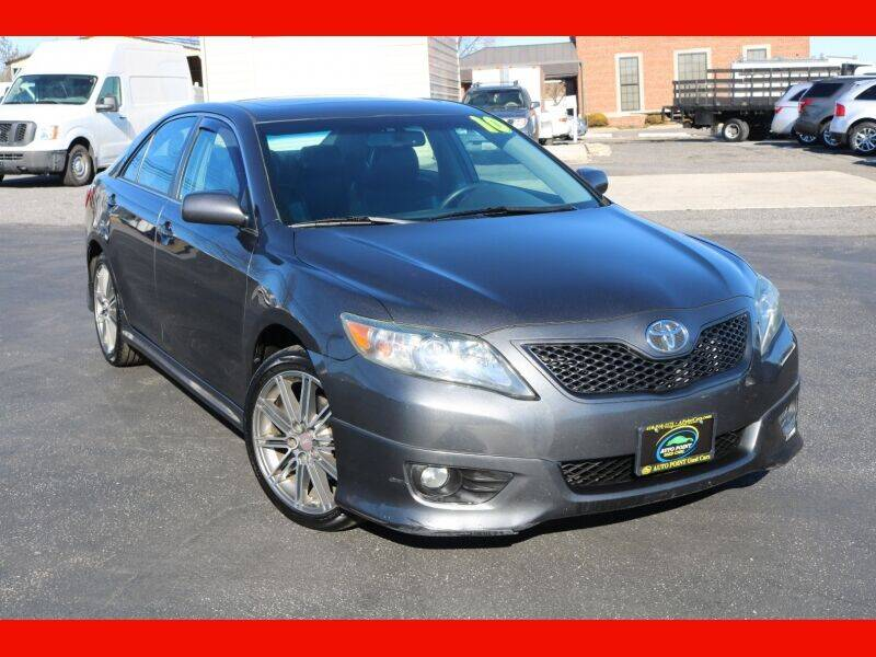 2010 Toyota Camry for sale at AUTO POINT USED CARS in Rosedale MD