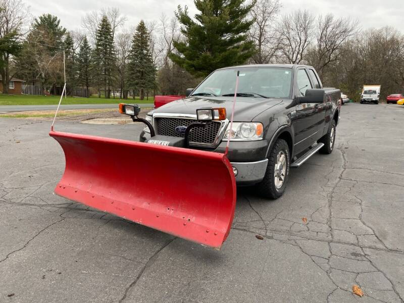 2006 Ford F-150 for sale at Northstar Auto Sales LLC in Ham Lake MN