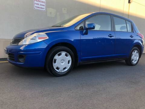 2007 Nissan Versa for sale at International Auto Sales in Hasbrouck Heights NJ
