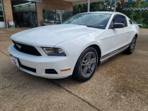 2010 Ford Mustang for sale at County Seat Motors in Union MO