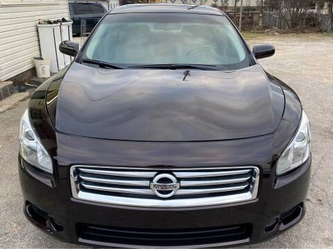 2013 Nissan Maxima for sale at Shoals Dealer LLC in Florence AL