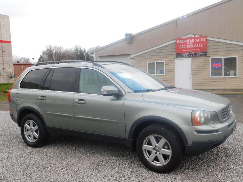 2007 Volvo XC90 for sale at Macrocar Sales Inc in Akron OH