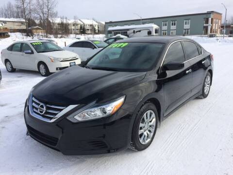 2018 Nissan Altima for sale at Delta Car Connection LLC in Anchorage AK