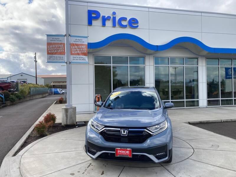 2022 Honda CR-V Hybrid for sale in Mcminnville, OR