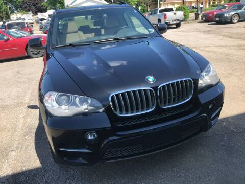 2012 BMW X5 for sale at GREENLIGHT AUTO SALES in Akron OH