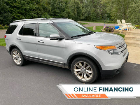 2015 Ford Explorer for sale at Sunrise Auto Sales in Stacy MN