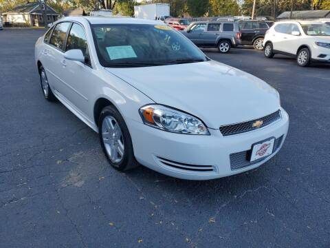 2016 Chevrolet Impala Limited for sale at Stach Auto in Janesville WI