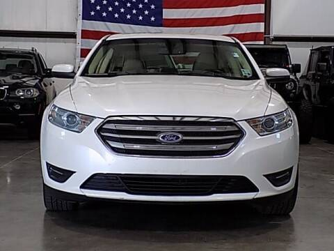 2013 Ford Taurus for sale at Texas Motor Sport in Houston TX