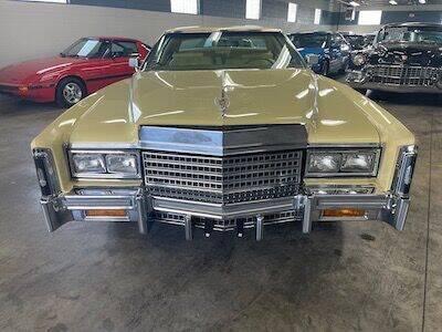 1978 Cadillac Eldorado Biarritz for sale at MICHAEL'S AUTO SALES in Mount Clemens MI
