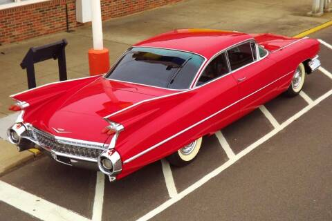1959 Cadillac Series 62 for sale at Pro Muscle Car Inc in Geneva OH