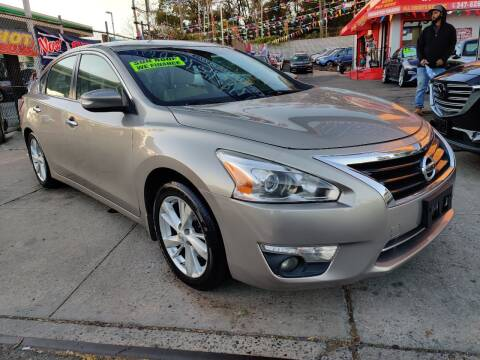 2013 Nissan Altima for sale at LIBERTY AUTOLAND INC - LIBERTY AUTOLAND II INC in Queens Villiage NY
