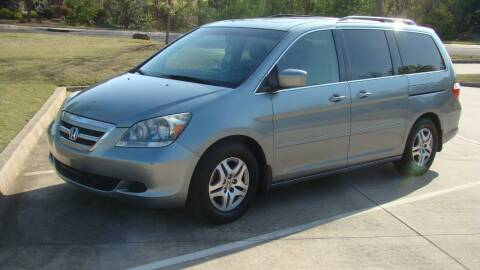 2006 Honda Odyssey for sale at Red Rock Auto LLC in Oklahoma City OK