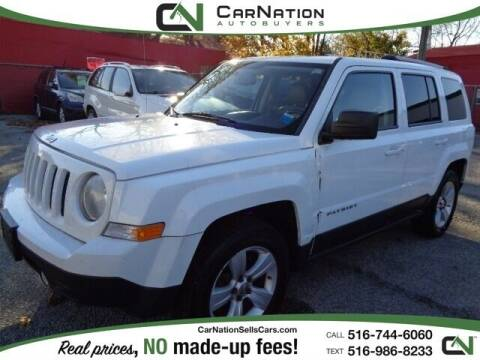 2012 Jeep Patriot for sale at CarNation AUTOBUYERS, Inc. in Rockville Centre NY