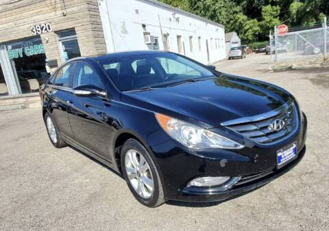 2011 Hyundai Sonata for sale at Nile Auto in Columbus OH