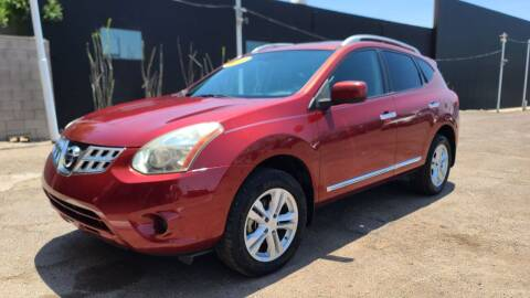 2012 Nissan Rogue for sale at Fast Trac Auto Sales in Phoenix AZ