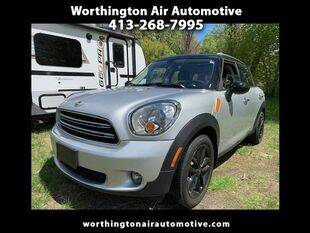 2016 MINI Countryman for sale at Worthington Air Automotive Inc in Williamsburg MA