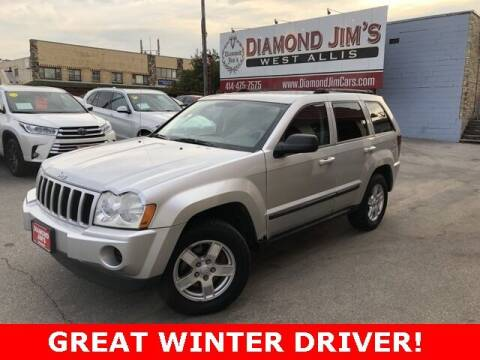 2007 Jeep Grand Cherokee for sale at Diamond Jim's West Allis in West Allis WI
