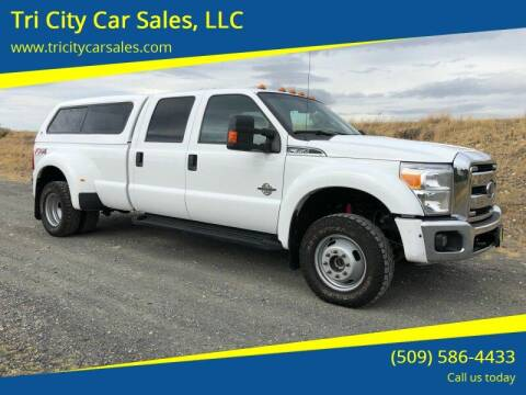 2015 Ford F-350 Super Duty for sale at Tri City Car Sales, LLC in Kennewick WA