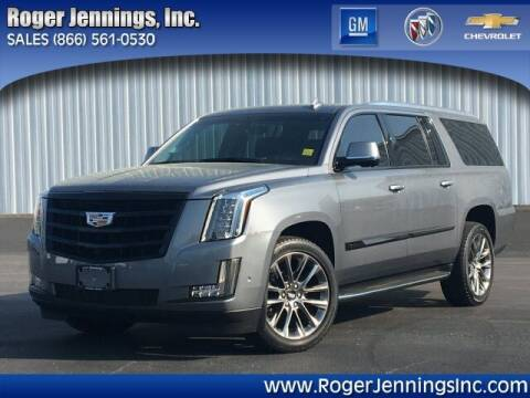 2019 Cadillac Escalade ESV for sale at ROGER JENNINGS INC in Hillsboro IL
