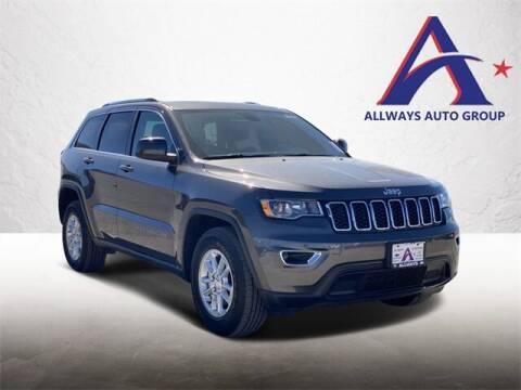 2020 Jeep Grand Cherokee for sale at ATASCOSA CHRYSLER DODGE JEEP RAM in Pleasanton TX