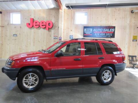 1999 Jeep Grand Cherokee for sale at Boone NC Jeeps-High Country Auto Sales in Boone NC