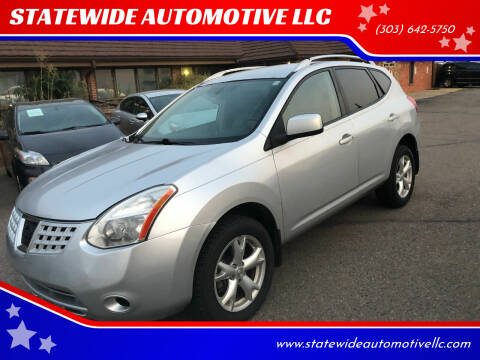 2009 Nissan Rogue for sale at STATEWIDE AUTOMOTIVE LLC in Englewood CO