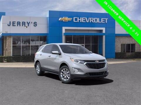 2021 Chevrolet Equinox for sale at Jerry's Buick GMC in Weatherford TX