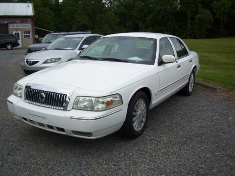 2008 Mercury Grand Marquis for sale at Horton's Auto Sales in Rural Hall NC