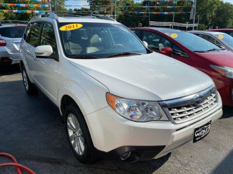 2011 Subaru Forester for sale at WOLF'S ELITE AUTOS in Wilmington DE