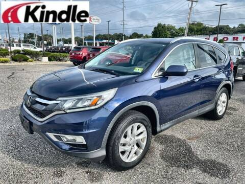 2016 Honda CR-V for sale at Kindle Auto Plaza in Cape May Court House NJ